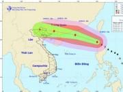 Video An ninh - Bắc Bộ sắp mưa lớn do bão số 2 vào Biển Đông