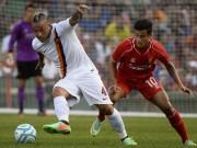"""Bóng đá - Liverpool - Roma: """"Lữ đoàn đỏ"""" đang vào phom"""