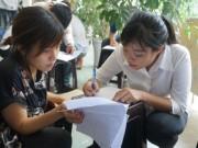 Giáo dục - du học - Hà Nội: Thí sinh chưa dám nộp hồ sơ trong ngày đầu đăng ký xét tuyển