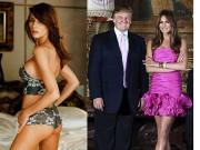 """Thời trang - Vợ tỉ phú Donald Trump gây """"sốt"""" nhờ mặc đẹp"""