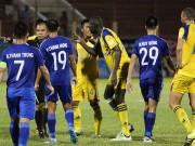 """Bóng đá - Bị """"cướp"""" bàn thắng, không được đá lại, S.Khánh Hòa cho qua"""