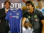Bóng đá - Conte: Hồi sinh Chelsea bằng trái tim và bản ngã