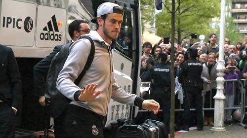 Tin sáng 2/8: Real mất nốt Bale ở Siêu cúp châu Âu