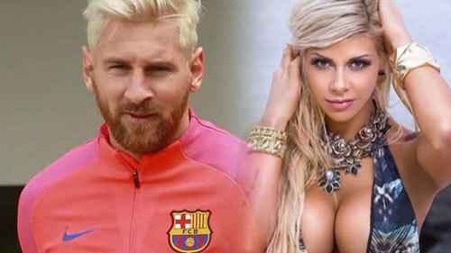 """Messi bị chê """"yếu đuối"""" chuyện chăn gối - 1"""
