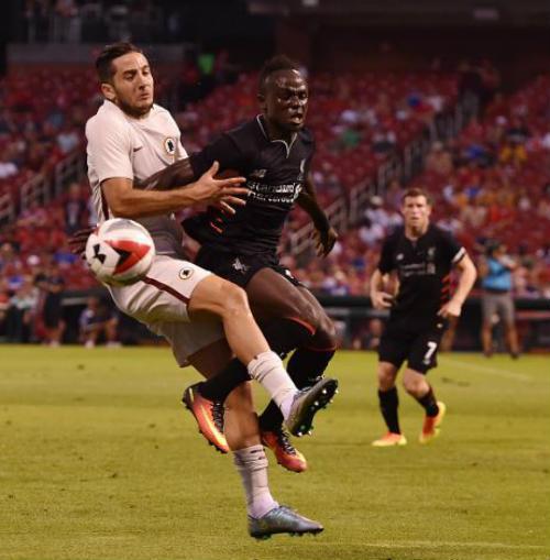 Liverpool - AS Roma: Thế trận cởi mở - 1
