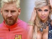"""Bóng đá - Messi bị người mẫu Argentina xinh đẹp chê """"yếu"""""""