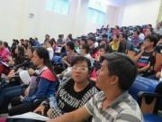 Giáo dục - du học - Ngày đầu tiên đăng ký xét tuyển ĐH: Không nhiều thí sinh đăng ký trực tuyến