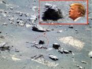 Phi thường - kỳ quặc - Phát hiện vật thể giống đầu tỷ phú Trump trên sao Hỏa