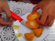 Thị trường - Tiêu dùng - Thực hư xoài mút Trung Quốc làm bằng nilon