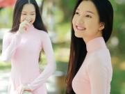 """Thời trang - """"Nàng thơ xứ Huế"""" tại HHVN 2016 mê hoặc với áo dài"""