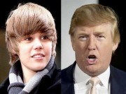 Ca nhạc - MTV - Justin Bieber từ chối show 5 triệu đô của tỷ phú Donald Trump