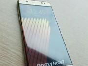 """Dế sắp ra lò - Samsung Galaxy Note 7 """"nhá hàng"""" trước giờ ra mắt"""