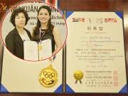 Làm đẹp mỗi ngày - TMV Xuân Hương vinh dự nhận bằng khen từ Hiệp hội Thẩm mỹ IHO Hàn Quốc