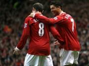 Bóng đá - Dù phải làm nền, Rooney vẫn coi Ronaldo là số 1
