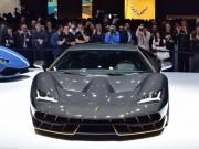 Tư vấn - Video Lamborghini Centenario trên đường đua: Kẻ dẫn đầu vĩ đại
