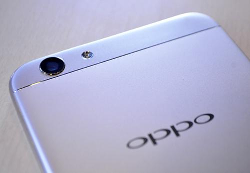 """OPPO F1s chính thức """"chào sân"""": Cảm ứng vân tay nhạy hơn iPhone"""