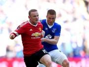 Bóng đá - MU – Everton: Tri ân Rooney, Mourinho chào Old Trafford