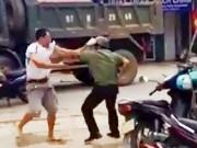 An ninh Xã hội - Hà Nội: Công an huyện bị đánh tử vong
