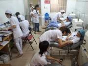 Sức khỏe đời sống - Nhân viên bệnh viện hiến máu cứu sản phụ qua cơn nguy kịch
