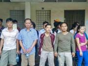 Thế giới - Cảnh sát Campuchia bắt 32 người Việt