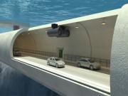 Tin tức ô tô - Giải pháp giao thông dưới nước của Na Uy