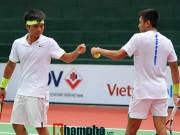 Thể thao - Hoàng Nam – Hoàng Thiên thắng hạt giống số 4 Men's Futures