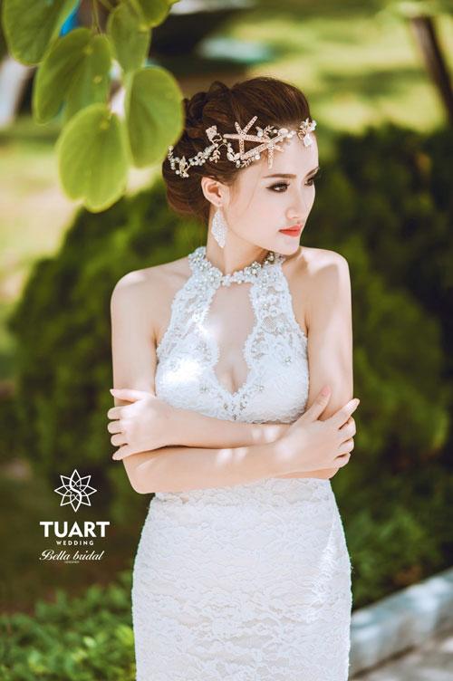 Xu hướng váy cưới đẹp 2016 - 2