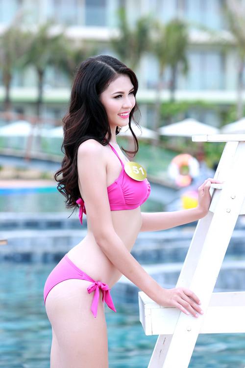 Người đẹp Biển Hoa hậu Bản sắc Việt tung ảnh bikini - 4