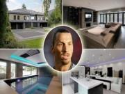 """Bóng đá - Chê khách sạn 5 sao, Ibrahimovic thuê biệt thự """"khủng"""""""
