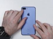 Dế sắp ra lò - iPhone 7 Plus màu xanh mới, có máy ảnh kép