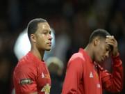 Bóng đá - Bắt chước Ibra vô lê ngược, Depay khiến Rooney phì cười