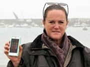 Phi thường - kỳ quặc - iPhone rơi xuống biển 1 tháng và cái kết bất ngờ