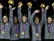 Thể thao - Bảng xếp hạng HCV Olympic: Chuyện riêng Mỹ - Trung Quốc