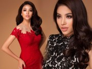 Thời trang - Phạm Hương khoe nét đẹp Tây quyến rũ, sắc sảo