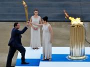 Thể thao - Ai châm đuốc đài lửa Olympic?