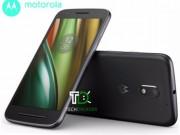 Thời trang Hi-tech - Motorola Moto E3 giá 3 triệu đồng sắp ra mắt