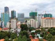 Tài chính - Bất động sản - Giá nhà tại TP.HCM đang ở mức cao nhất trong 4 năm qua
