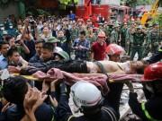 Tin tức trong ngày - Nguyên nhân vụ sập nhà khiến 5 người thương vong ở HN
