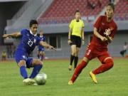 Bóng đá - Tranh cãi: Quả 11m khiến tuyển nữ Việt Nam ôm hận