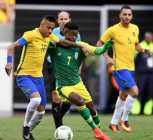 Brazil - Nam Phi: 10 người rất hay