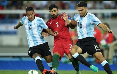 Bồ Đào Nha - Argentina: Khác biệt dứt điểm