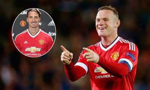 """Ibra - Rooney: Hai """"bạc già"""" cứng cựa của Mourinho"""