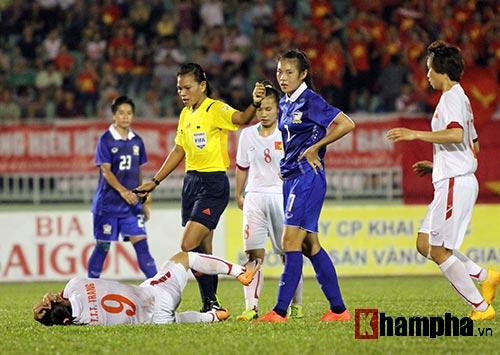 VFF không kiện trọng tài Myanmar khiến fan Việt uất ức