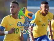 Bóng đá - Chi tiết O.Brazil – O.Nam Phi: Chống đỡ kiên cường (KT)