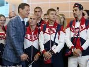 Thể thao - Tin nóng Olympic 5/8: Đoàn thể thao Nga nhận tin vui