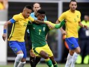 Bóng đá - Brazil - Nam Phi: Áp lực đè nặng