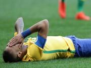 Bóng đá - Hòa thất vọng, Neymar và đồng đội bị CĐV nhà la ó