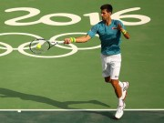"""Thể thao - Tin nóng Olympic 5/8: Djokovic đụng """"Núi"""" ở vòng 1"""