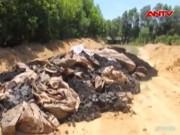 """Video An ninh - Chủ tịch Hà Tĩnh chỉ đạo """"tự kiểm điểm"""" sau vụ Formosa"""