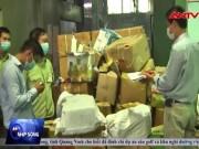 Video An ninh - TP.HCM: Tiêu hủy hơn 10 tấn hàng quốc cấm